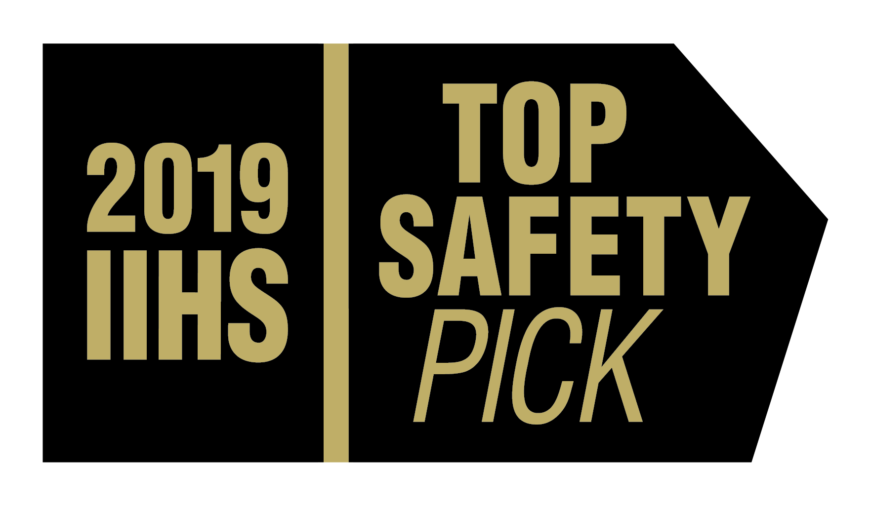 Top Safety Pick Award